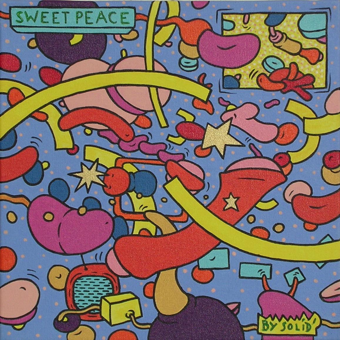 Sweet Peace (30x30)