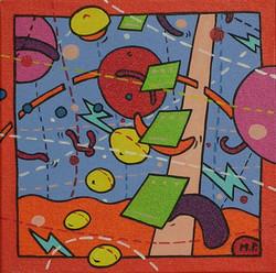 Petit Carré d'Art (30x30)