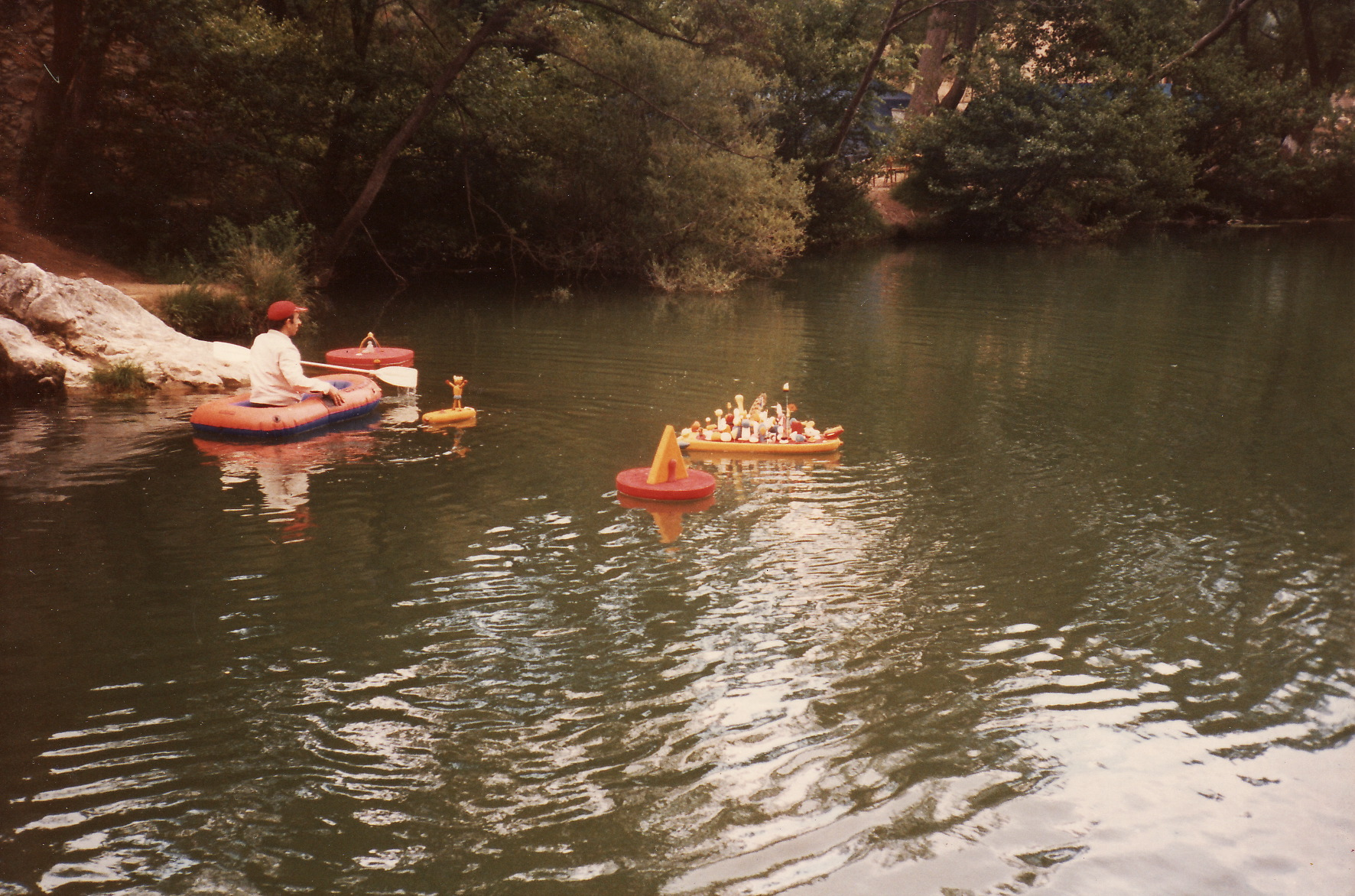 Water Show  Tautavel-Vingrau