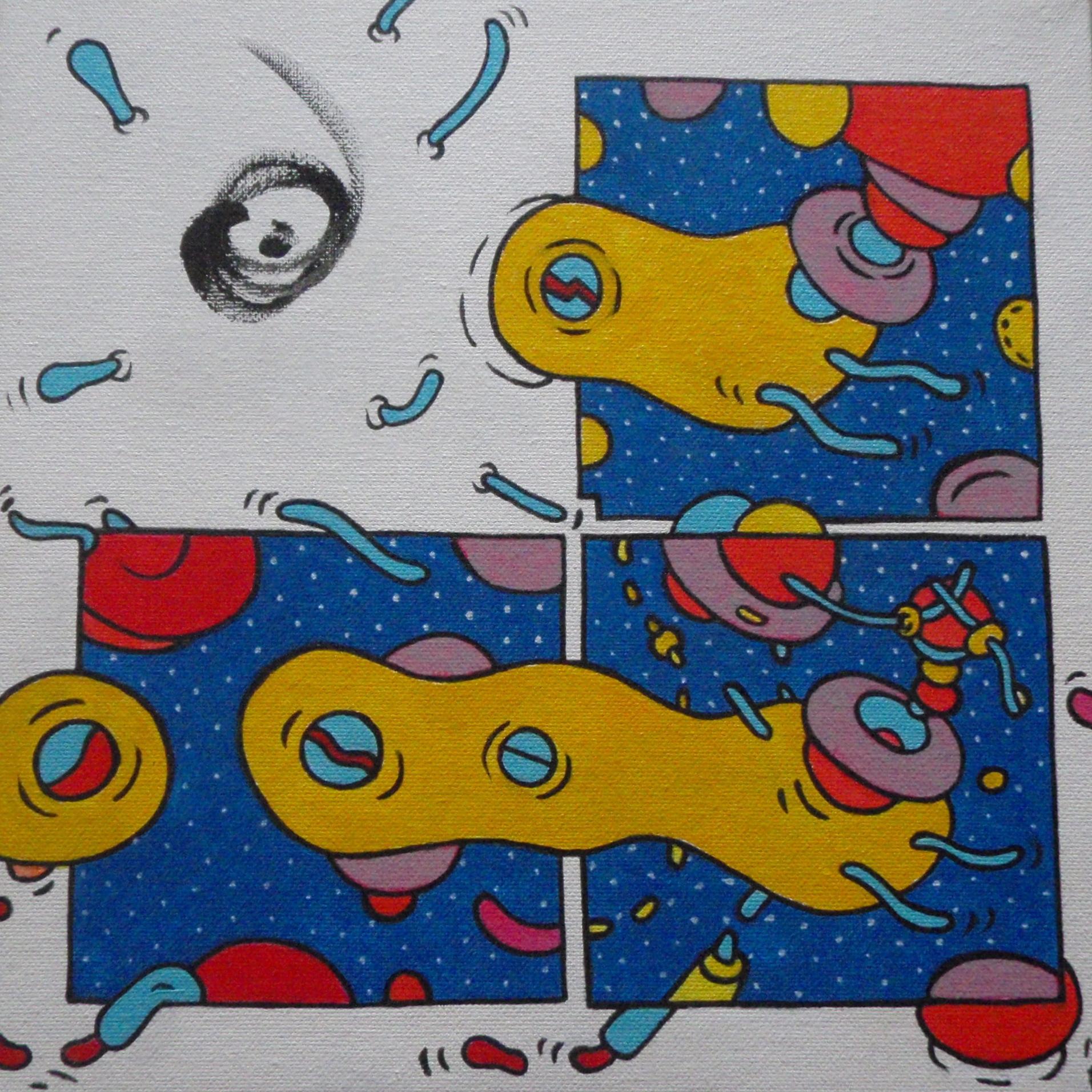 Twist'n'Twist (30x30)