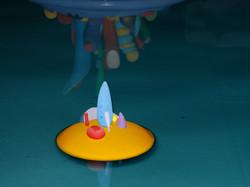 Petite Planète flottante
