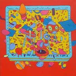 Technicolor Dream (50x50)