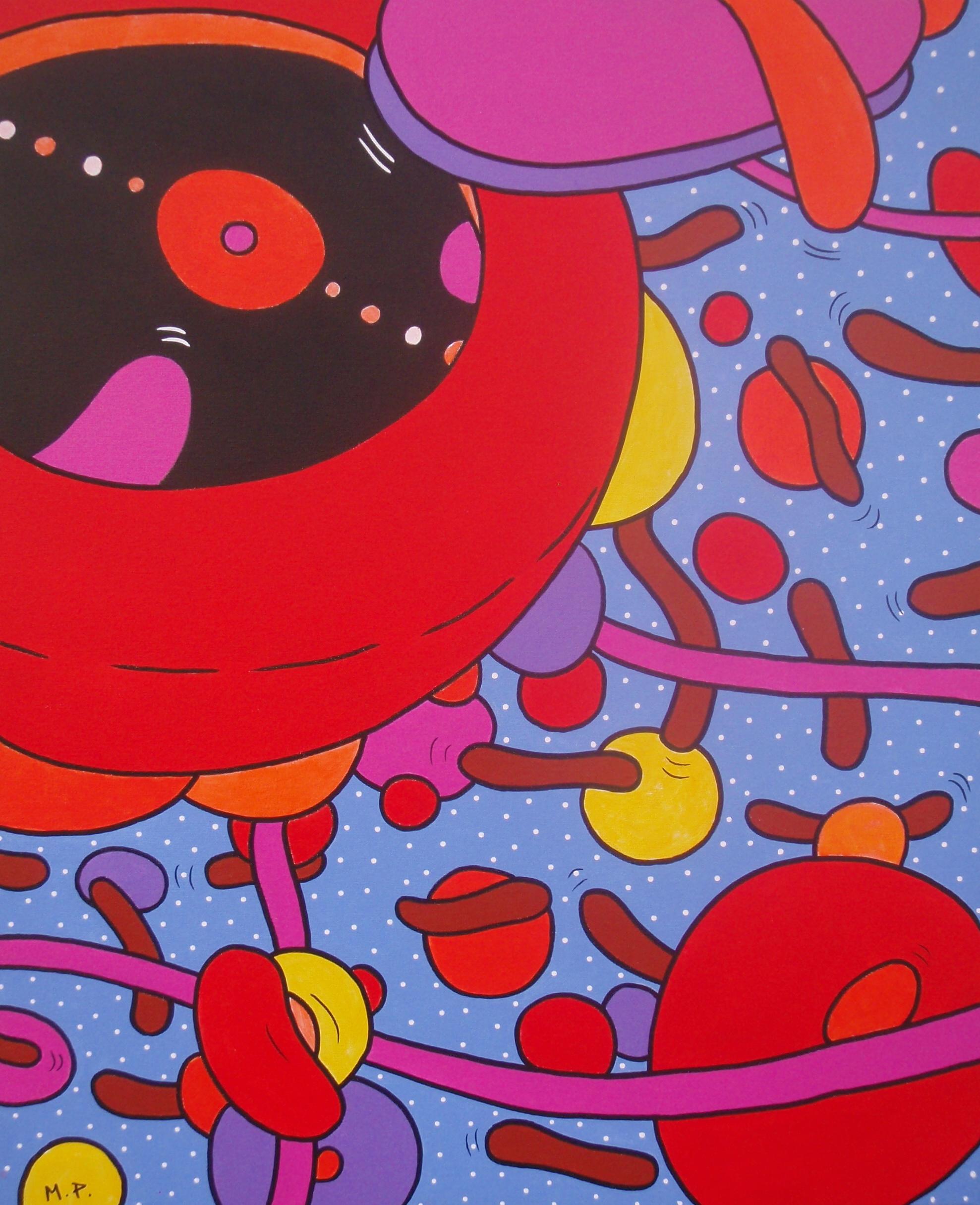 Solid au MOMA (73x60)