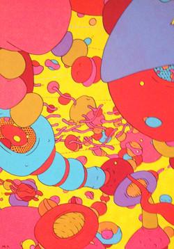 L'Espace Est Habité (70x50)