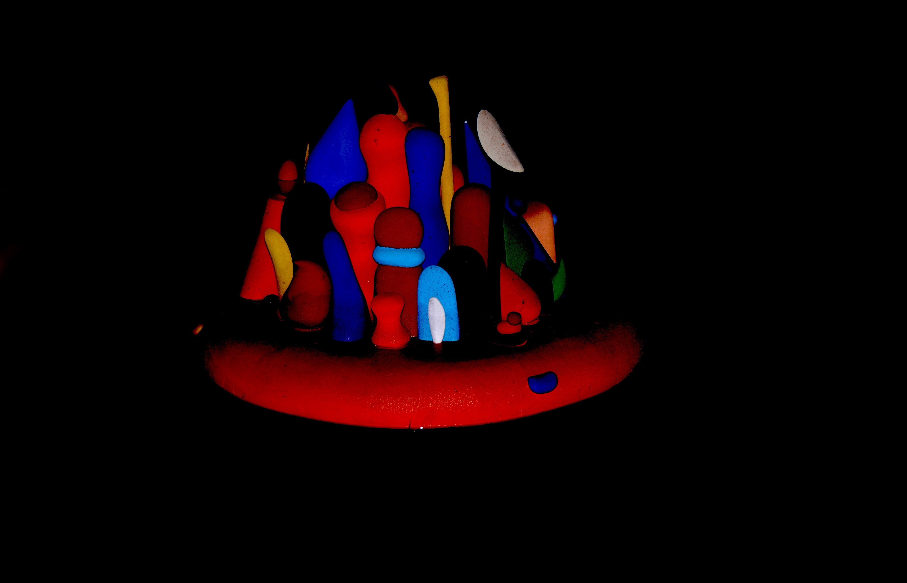 Psychedeland, la nuit