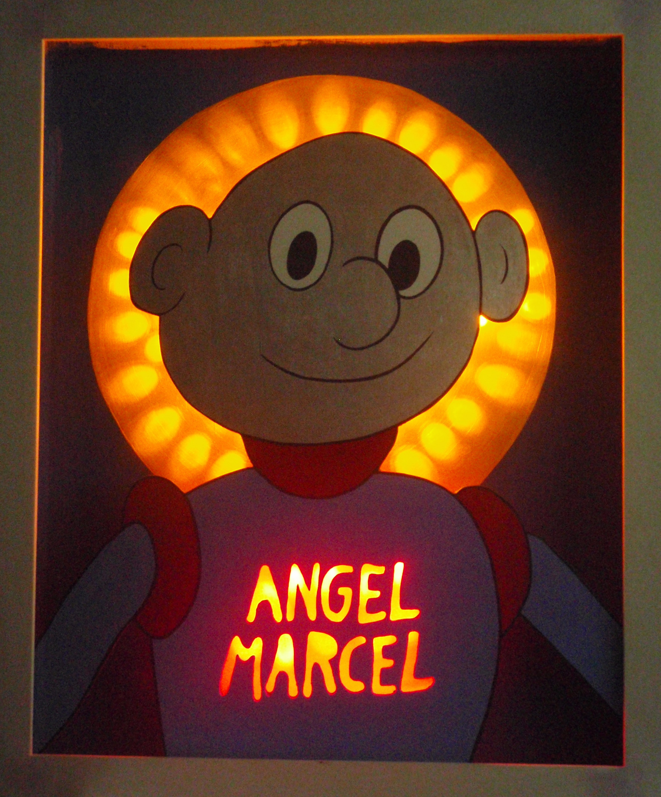 Angel-Marcel electric (60x50)