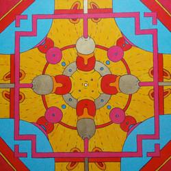 Mandala (50x50)