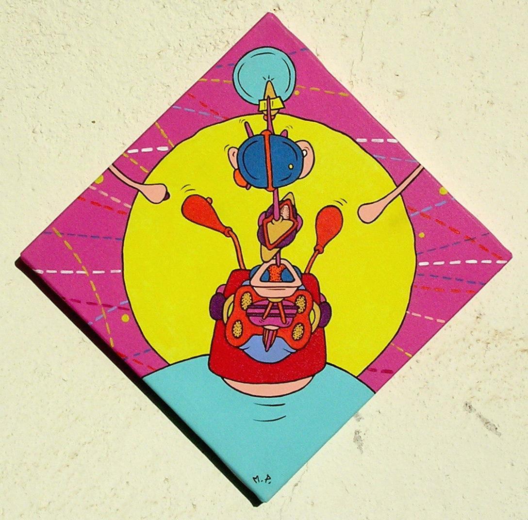 Bloïd, le Solidoïde (30x30)