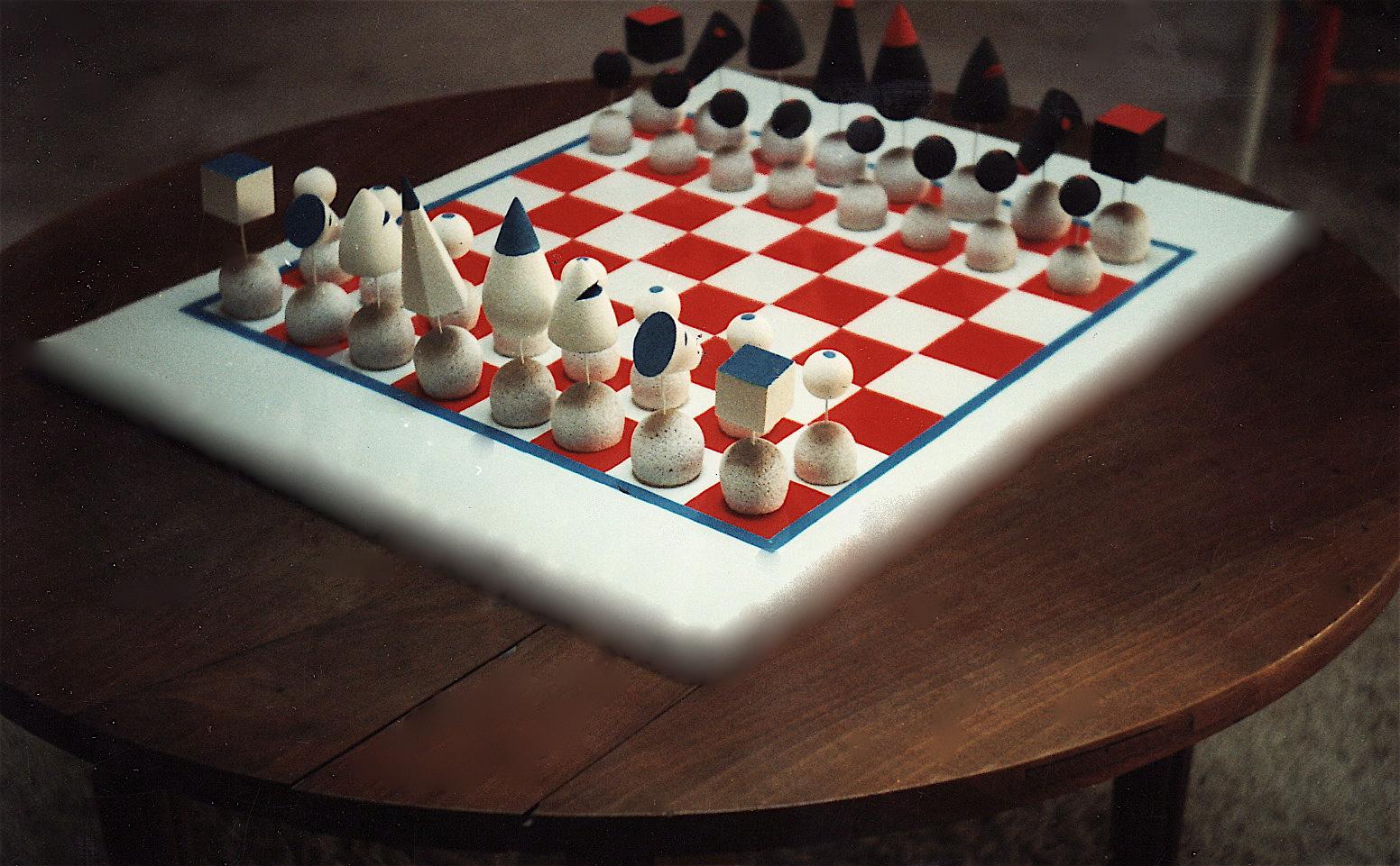 Jeu d'échecs (prototype)