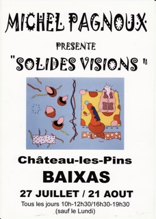 """Solides Visions"""