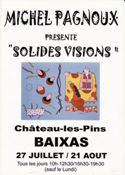 """""""Solides Visions"""""""
