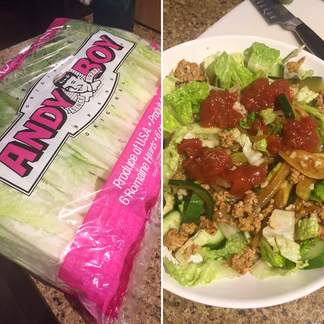 taco-salad-lettuce