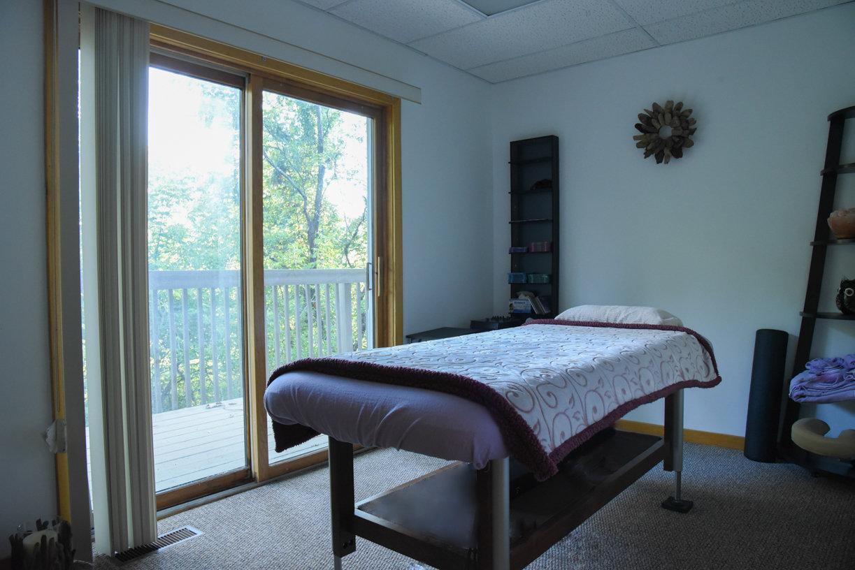 Massage Room Blue