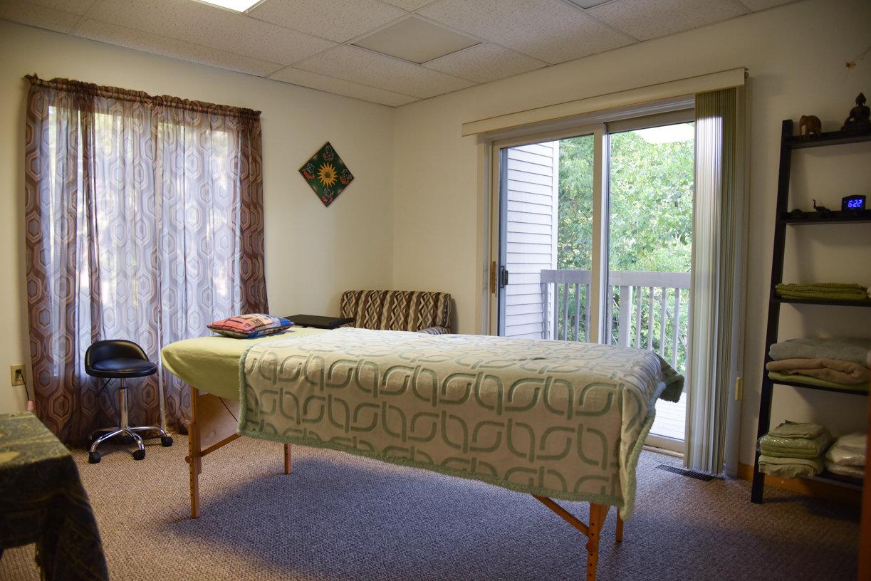 Massage Room Green
