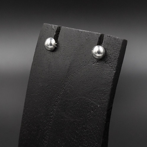#44 Bunga Boucles d'oreilles Argent
