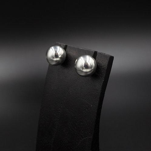 #43 Bunga boucles d'oreilles Argent