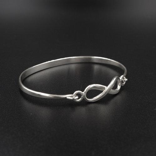 #19 Bunga Bracelet Argent