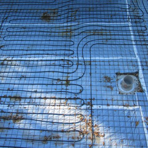 Radiant Heat Tubing
