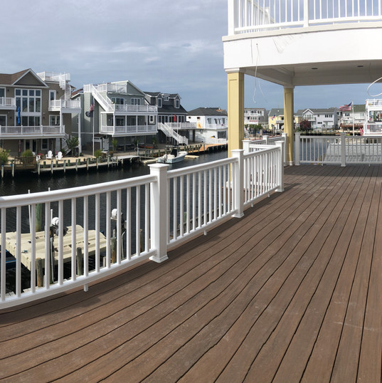 Shore House Deck