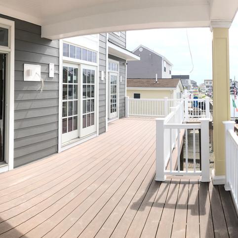 Shore House Deck 2