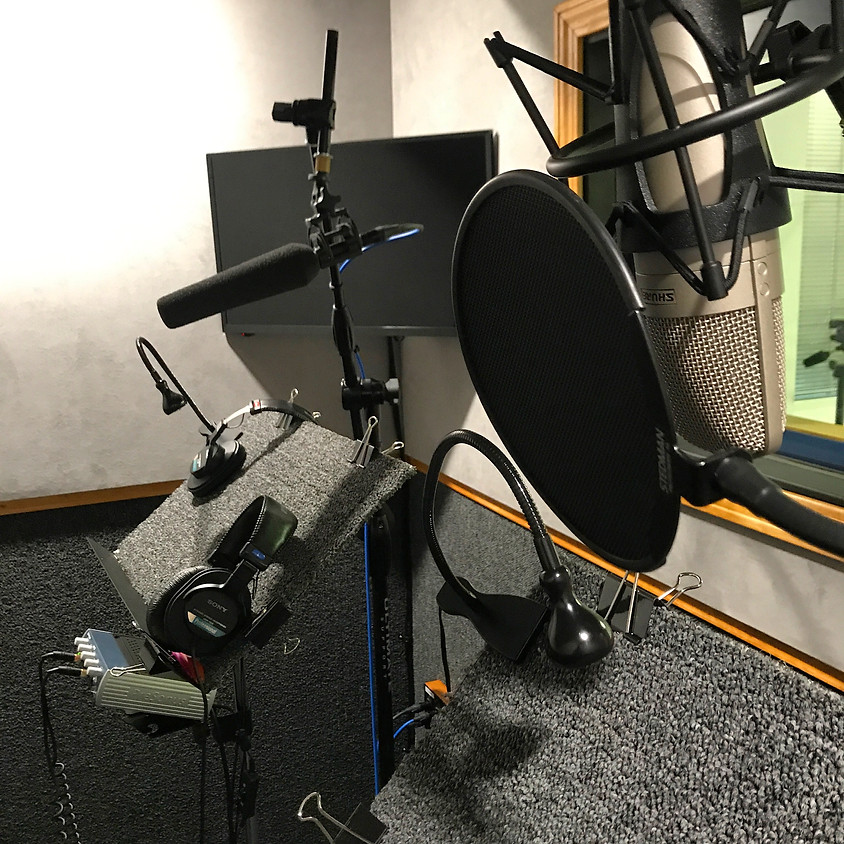 Youth Intro to Voice Over Workshop
