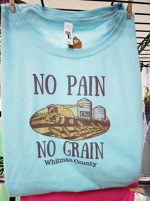 No Pain, No Grain