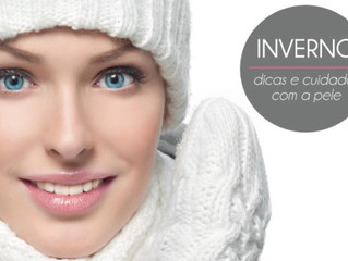 12 Dicas de cuidados com a pele durante o inverno.❄️☃