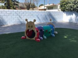 escuela-parque-pozuelo-tunel-gusano