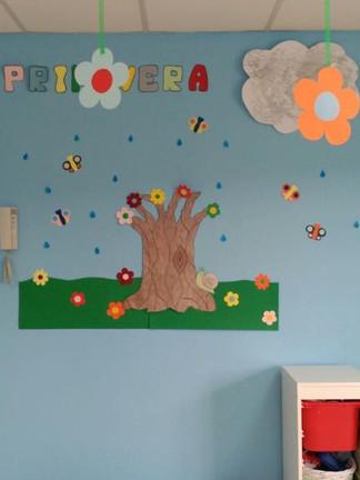 decoracion-primavera-escuela-infantil-parque-pozuelo