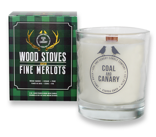 Wood Stoves and Fine Merlots
