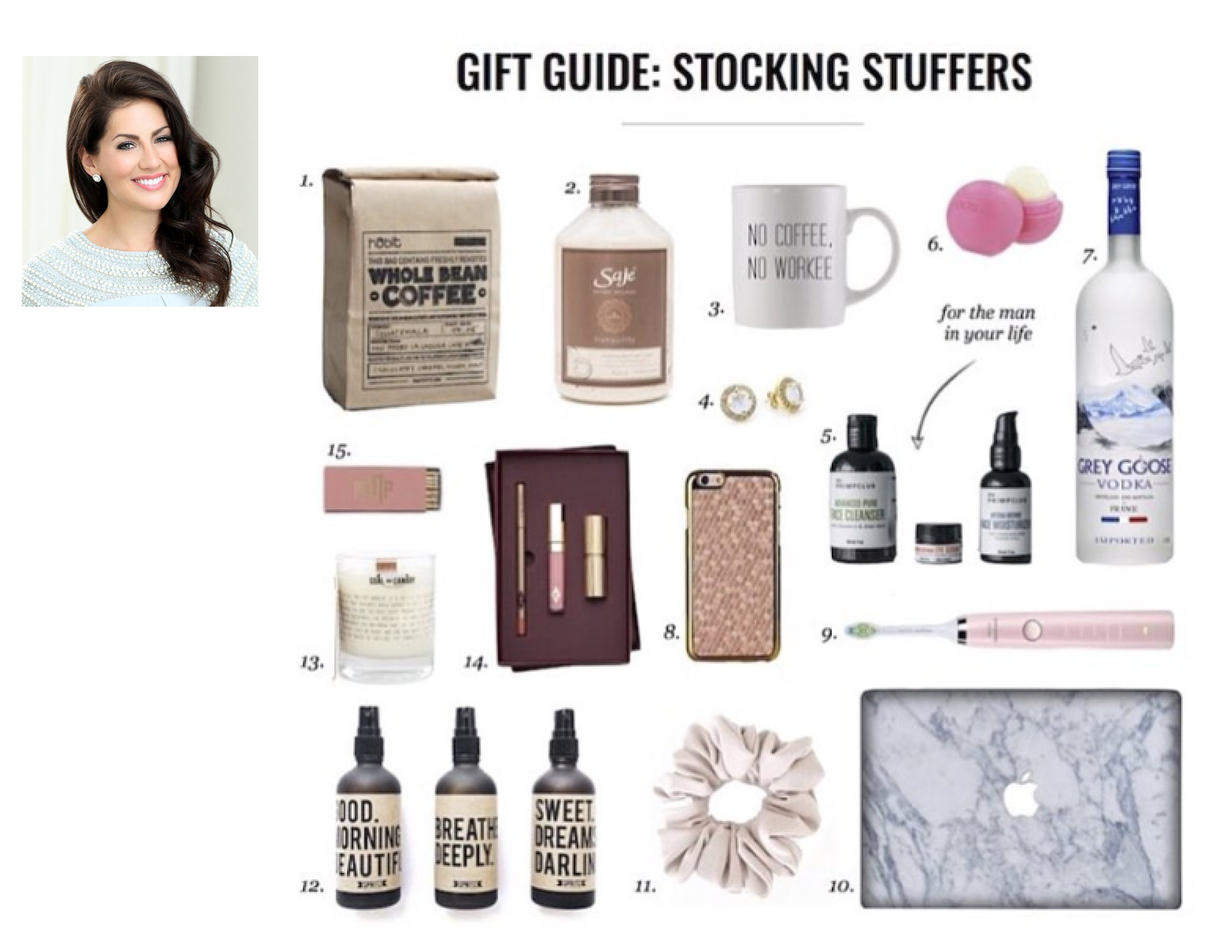 Jillian Harris' Holiday Gift Guide