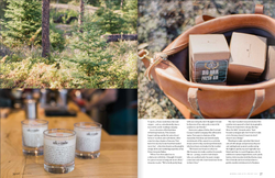 Covet Magazine spread