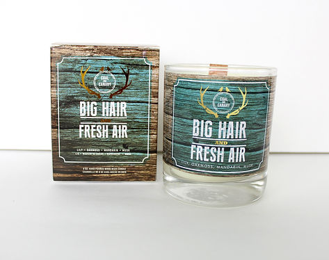 Revamping our Glamping Collection | Candles | Coal and