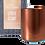 Thumbnail: Cable Knit Scarf Metallic - XL Copper