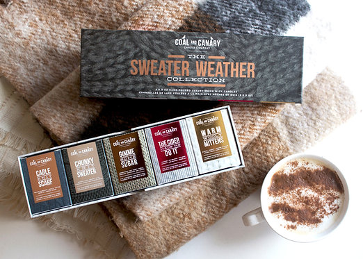 Sweater Weather Collection Box Set