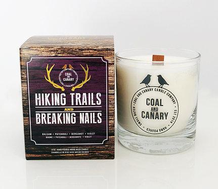 Hiking Trails & Breaking Nails