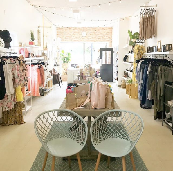 Store Feature: Copper & Sparrow