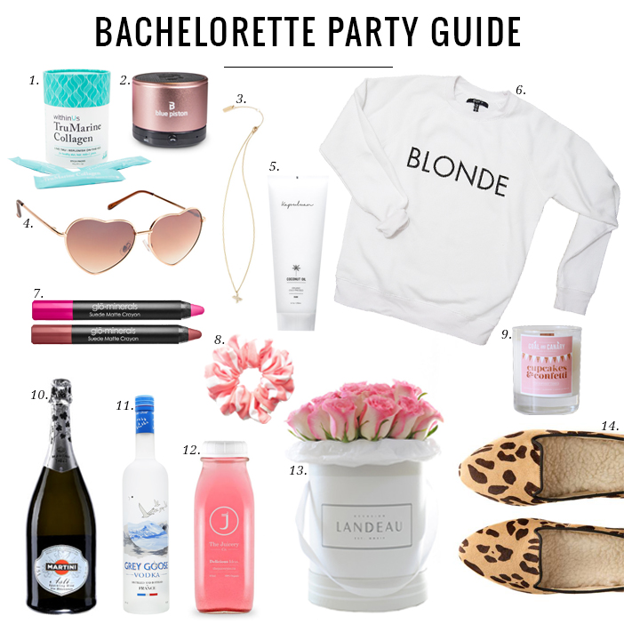 Jillian Harris' Bachelorette Guide