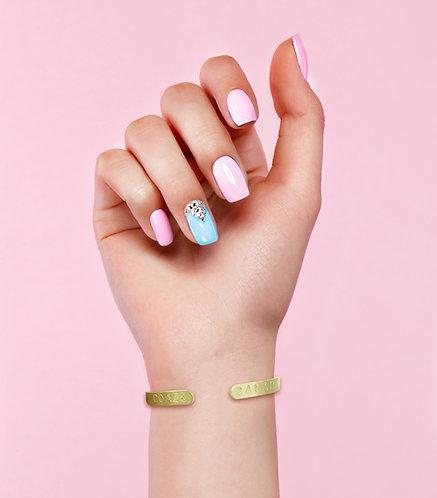 Coal & Canary Cuff Bracelet