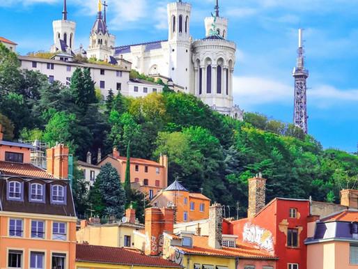 Le temps d'une conférence à Lyon