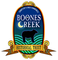 Boones Creek Historical Trust Logo
