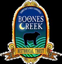 Boones Creek Historical Trust Logo
