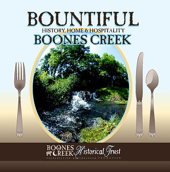 Bountiful Boones Creek - History, Home, & Hospitality