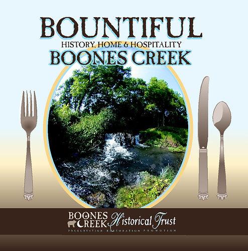 Bountiful Boones Creek Book