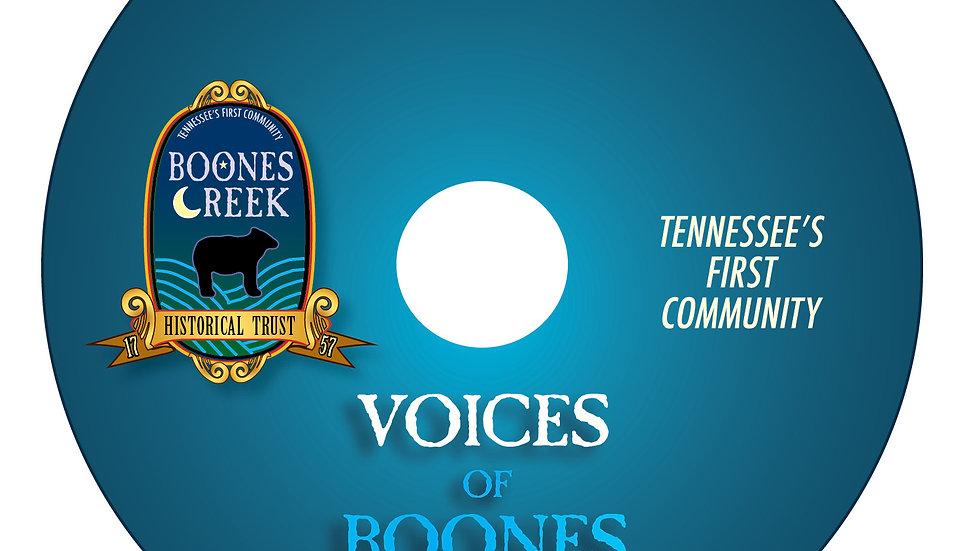 DVD - Voices Of Boones Creek