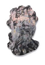 WITHIN Mischtechnik  Papier auf Holz ca. 40 x 28 cm 2020