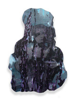 HARVEST GIRL Mischtechnik Leinwand auf Holz ca. 30 x 21 cm 2010