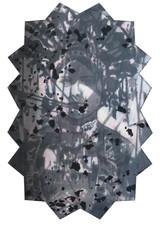 REIGN Mischtechnik  Papier auf Holz ca. 38 x 26 cm 2019