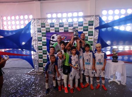 Copa Nordeste de Futsal - Equipe da Saber é Vice-campeã na categoria sub-11