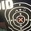 """Thumbnail: Paranoid Citizen """"Target Practice Tee"""" unisex"""